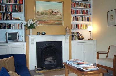 Living room, Rosebrae Cottage